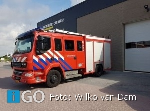 Foto's opening nieuwe ambulancepost in Nieuwe-Tonge