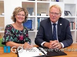 Burgemeester Goeree-Overflakkee herbenoemd voor periode 6 jaar