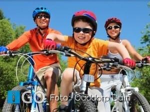 GO-Classic Family Tour Ouddorp fiets je samen!