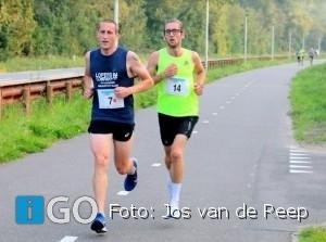 Atleten AV Flakkee tonen vorm richting najaarsmarathons