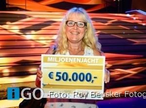 Klazien uit Dirksland blaast op de Gouden Fluit en wint 50.000 euro