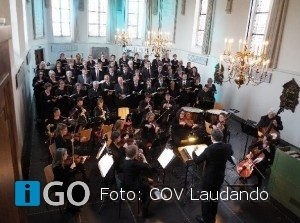 Open repetitie-avond COV Laudando