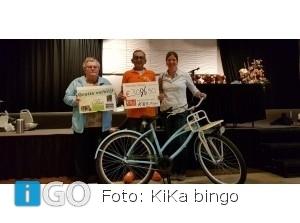 Jaarlijkse KiKa-bingo was weer top met prachtige opbrengst