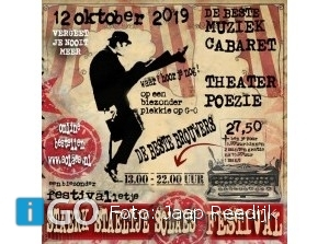 Festival STAERK STAELTJE SOLAES op 12 oktober