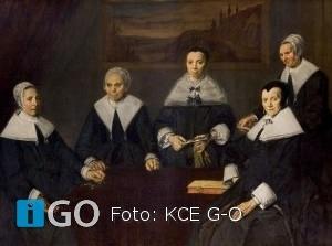 Kunstgeschiedenis iets voor u? Welkom bij KCE Goeree-Overflakkee