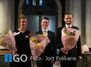 Rik Melissant en Auke Kievit zetten Goeree-Overflakkee op de kaart in zinderende orgelfinale