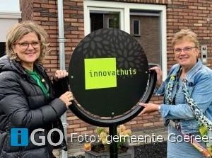 Opening van het Innovathuis in Stad aan 't Haringvliet