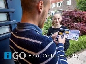 Clubs Goeree-Overflakkee halen 25887,00 euro op met Grote Clubactie 2019