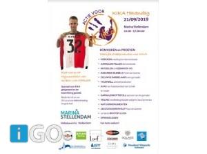 Bieden voor KiKa op gesigneerd voetbalshirt Robin van Persie