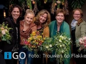 10 oktober Trouwbeurs in Staver: Trouwen op Flakkee