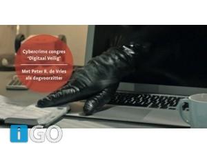 Uitnodiging ondernemers Cybercrime congres Digitaal Veilig
