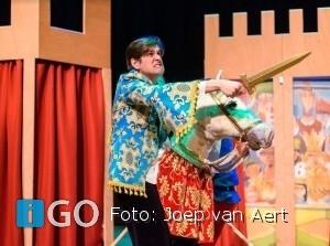 Ridder Florian in Strandtheater Houten Kaap Ouddorp