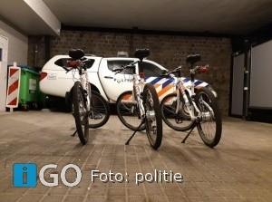 Politie Goeree-Overflakkee controleert extra op fietsers