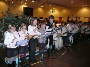 Kerstconcert Brassband Concordia