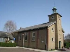 Wintermarkt Gereformeerde kerk Stellendam
