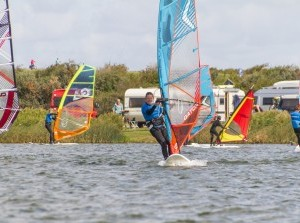 Herintreders windsurfen