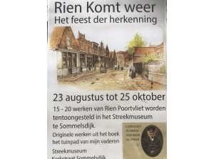Expositie Rien Poortvliet