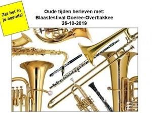 Blaasfestival Goeree-Overflakkee