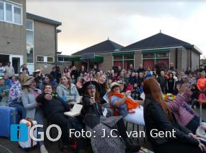 Feestelijke opening kinderboekenweek J.C. van Gent Sommelsdijk