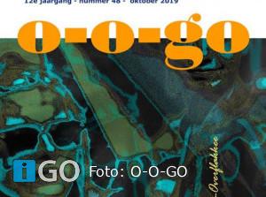 Nieuw nummer O-O-GO (48) van De Reizende Dichters