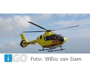 60-jarige vrouw overleden eenzijdig ongeval Zuiddijk Herkingen