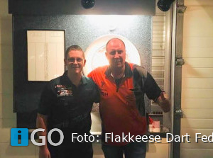 Flakkeese darters Martin en Rene naar One80 L-Style World Masters, Engeland