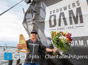 Uitslagen van een geslaagd DAM-X surfevenement Brouwersdam Ouddorp