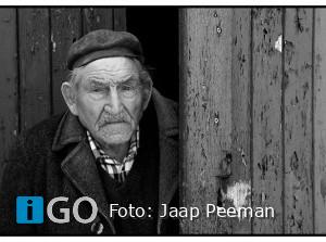 Fotograaf Jaap Peeman te gast bij mantelzorgcafe Middelharnis