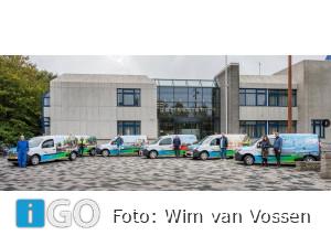 Uitbreiding duurzaam wagenpark gemeente Goeree-Overflakkee
