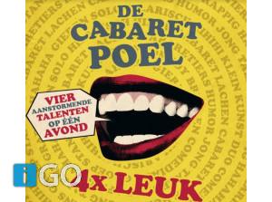 [video] Cabaretpoel Vier keer leuk! in Ons Dorpshuis Nieuwe-Tonge