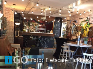 Fietscafé Flakkee organiseert bijzondere verkoop voor het goede doel