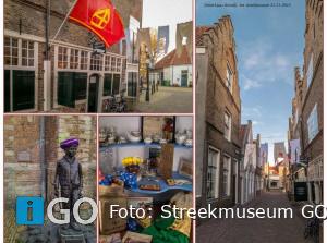 Pietenhuis en Sinterklaashuis in Middelharnis