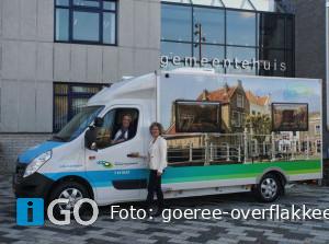 Mobiel gemeentehuisGO-bus komt naar je toe