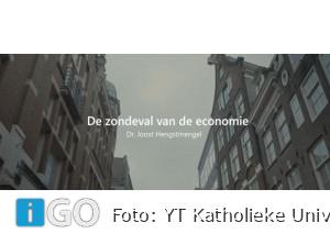 [video] Lezing bij SGP-jongeren Flakkee: Zondeval economie