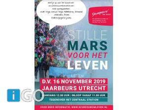 Werkgroep Goeree-Overflakkee naar Mars voor het Leven 2019