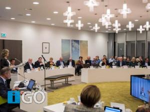 Raadsvergadering Goeree-Overflakkee 14 november