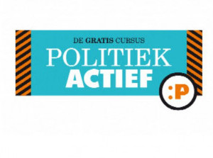Start tweede cursus Politiek Actief