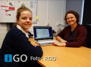 RGO-leerlingen met dyslexie enorm geholpen met Kurzweil