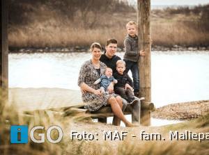 Wintermarkt voor goede doelen: Zorgthuys Flakkee en MAF