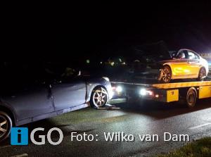 Ongeval N215 Nieuwe-Tonge