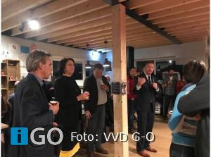Stikstofbijeenkomst VVD Goeree-Overflakkee goed bezocht