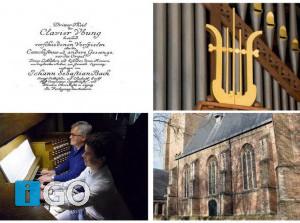 Orgelmis van Johann Sebastian Bach in Middelharnis
