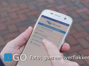 Gemeente Goeree-Overflakkee lanceert eigen app