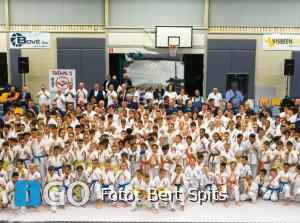 Verslag succesvol Open Dutch Juniors Kyokushin Tournament