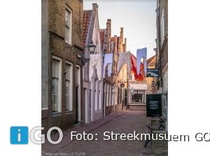 Sinterklaas slaapt in de bedstee - Welkom in Pietenhuis