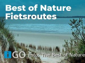 Fietsboekje the Best of Nature gratis verkrijgbaar