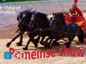 Romeinse Kerstshow met Kerstdiner in Ouddorp
