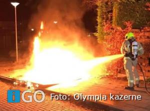 Getuigenoproep diverse branden Goeree-Overflakkee