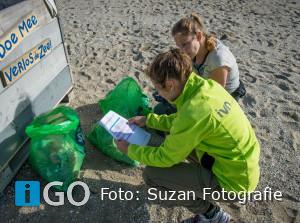 Vrijwilligers gezocht afvalonderzoek langs Haringvliet,Maas en Waal