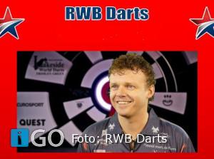 Internationale topdarter aanwezig op Open Flakkee Darts